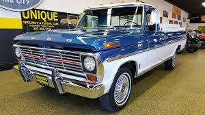 1969 Ford F100 Ranger For Sale #105516 | MCG