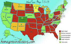 states pot is us laws map