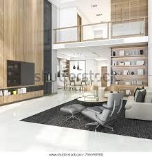 3 modernes wohn und esszimmer aus holz