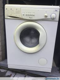 lave linge whirlpool a vendre à andenne 2ememain be
