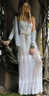 Maxi Skirt Outfit 14
