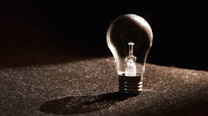 free picture light bulb electricity energy focus glass light