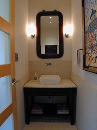 Small Room Design small vanities for powder rooms in white vessel