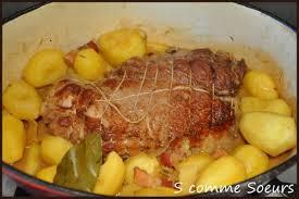 cuisiner noix de veau rôti de veau en cocotte façon grand mère