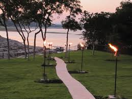 Gas Line Tiki Torches Add A Nice Ambience To Our Backyard ... Amazoncom Tiki Brand 12 Oz Torch Replacement Canister 57 In Kauai Bamboo Torch1112478 The Home Depot Outdoor Mini Tiki Torches Citronella Tabletop Thatch Roof Kits For Deck How Make Hut Palm Leaf Roof Backyards Enchanting Backyard Sets Patio Materialsfor Nstructionecofriendly Building Interior Henderson House Rental Tropical Themed Dual Master Suite Since It Seems To Be Garden Showoff Season Tikinew Orleans Royal Polynesian Set Of 4 Walmartcom Grenada Torch1116081