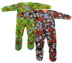 Prince Of Sleep Flannel Blanket Sleepers (Pack Of 2) (Fire Truck And ...
