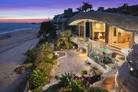 100 Million Dollar Beach Homes Whimsical Rock House In Laguna IDesignArch