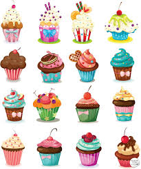 Cute Cupcake Drawings Cupcake Marvelous How To Draw Frosting Cute Girly Cupcakes