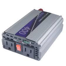 100 Truck Power Inverter MCS 400w 800watt 12v DC Vdc To 110 Vac 120 V Volt AC Car Truck