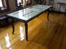 Wooden Dining Room Table Tops Fantastic Furniture For Decoration Using Kitchen Engaging Black Reclaimed Woo