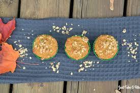 Pumpkin Flaxseed Granola Nutrition Info by Free Pumpkin Flax Granola Muffins Just Take A Bite