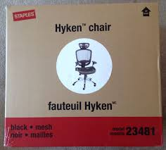Hyken Mesh Chair Model 23481 by Hyken Technical Task Chair Reviewer Discretion