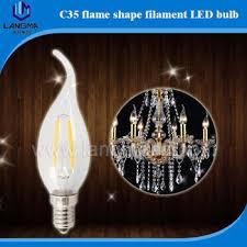 12v led candelabra bulb led filament candle bulb e12 e14 led