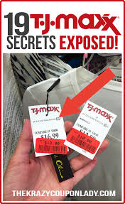 24 freaking amazing ways to save at t j maxx the krazy coupon lady
