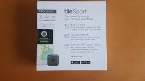 Tile Gps Tracker Range by Tile Sport Playing Hide And Seek With Tile U0027s Tough New Bluetooth