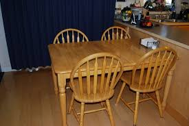 Cheap Kitchen Table Sets Free Shipping by Wood Kitchen Tables U2013 Home Design And Decorating
