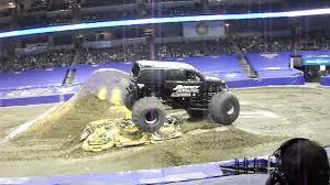100 Monster Truck Maniac Jam 2014 Toledo Sat 7pm Bounty Hunter Challenge YouTube