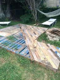 Patio Deck Ideas Cheap Outdoor Flooring Solutions Best On Designs A Budget
