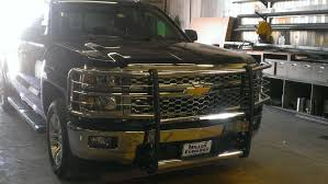100 Truck Grill Guard Chevy GOIndustries Performance Outfitters Tulsa OK