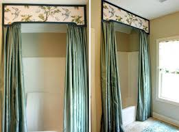 Butterfly Curtain Rod Kohls by Shower Curtains Shower Curtain Valance Designs Bathroom
