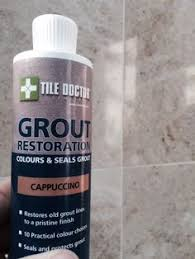 Homax Tile Guard Grout Sealer by Grout Rescue Colour And Seal Is A Powerful Grout Colour Sealer