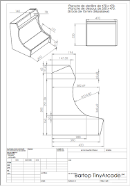 Arcade Cabinet Plans 32 Lcd by Bartop Arcade Cabinet Plans Diy Woodworking Plans And Projects