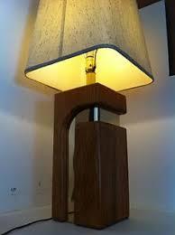 Cedric Hartman Lamp Ebay by Vintage Standing Glass Globe Table Lamp Black Base Stand Light