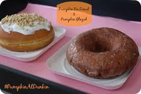 Dunkin Donuts Pumpkin Donut Recipe by Just Plum Crazy Get Your Pumpkin On At Dunkin U0027 Donuts Just