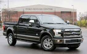 100 Aluminum Ford Truck Rolling Out New F150 With Aluminum Sides