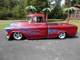 100 Cameo Truck 1955 CHEVY CAMEO TRUCK Hot Rods And RestoMods