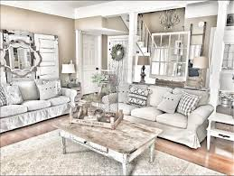 A Gorgeous Layered Farmhouse Living Room From Bless This Nest