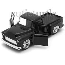 JADA JUST TRUCKS 1955 Chevy Stepside Pickup Truck 1:32 Diecast Toy ... Just Trucks 1955 Chevy Stepside 124 Eta 128 Ebay Proline 1978 C10 Race Truck Short Course Body Clear Pickup Ss 5602 1 36 Buy Silverado Red Jada Toys 97018 2006 Chevrolet Another Toy Photo Image Gallery Rollplay 6 Volt Battypowered Childrens Rideon Diecast Scale Models Cars Treatment Please Page 2 The 1947 Present Gmc What Cars Suvs And Last 2000 Miles Or Longer Money