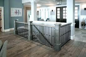 Distressed Wood Floor Antique Floors Oak With Dark Grey Ideas