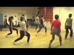 julie portanguen cours de danse contemporaine adultes
