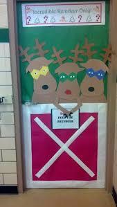 Christmas Classroom Door Decoration Pictures by Classroom Christmas Door Christmas Pinterest Doors
