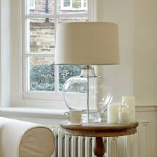 Fillable Glass Table Lamp Uk by Furniture Home Fillable Glass Table Lamp Base Modern Elegant New