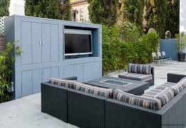 Outdoor Tv Storage Cabinet Television Enclosures Best Outdoor Tv