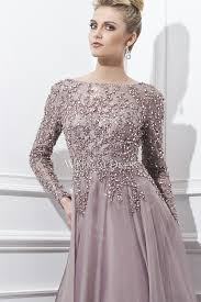 long sleeve long evening dress uk with floor length