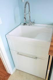 Floor Mop Sink Home Depot by Best 25 Utility Sink Ideas On Pinterest Small Laundry Area