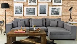 Get The Look Industrial Chic Wayfair Throughout Living Room Idea 1