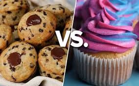 Cupcakes And Muffins Are Not The Same
