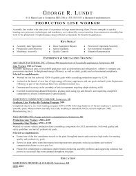 Maintenance Job Resume Samples Awesome Warehouse Worker And Sample