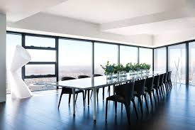 100 Penthouses In Melbourne The Luxurious Eureka 82 Penthouse In Australia
