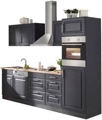 held möbel küchenzeile stockholm mit e geräten breite 280 cm
