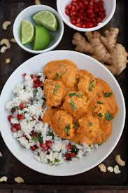 Paleo Pumpkin Chicken Chili by Thai Curry Chicken Meatballs One Lovely Life