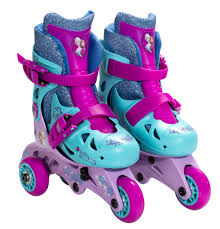 Dora The Explorer Kitchen Set Walmart by Convertible Glitter 2 In 1 Skates 39 99 Available At Target