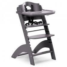 chaise b b volutive chaise haute évolutive lambda 2 anthracite le coin des petits