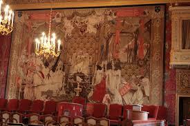 chambre du parlement file palais du parlement de bretagne grand chambre tapisserie jpg