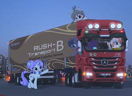 1695527 - Acrylic Painting, Alternate Version, Artist:orang111, Bat ... Semi Truck Lights Stock Photos Images Alamy Luxury All Lit Up I Dig If It Was Even A Hauler Flashing Truck Lights At Accident Video Footage Tesla Electrek Scania Coe With Large Sleeper Lots Of Chicken Trucks 4 A Lot Bright Youtube Evening Stop Number Trucks In Parking Orbitz Led Latest News Breaking Headlines And Top Stories Blue And Trailer On Road With Traffic Image