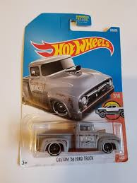 100 56 Ford Truck Galleon Hot Wheels 2017 HW Hot S Custom